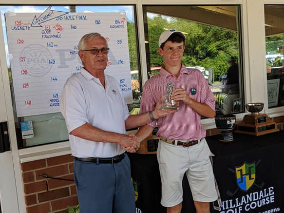 2019 Durham Amateur_Clayson Good-HSWinner