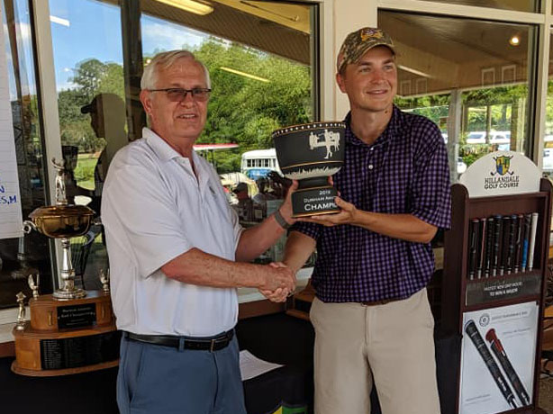 2019 Durham Amateur_Joe Parker-Civitan_Stephen Lavenets-Winner