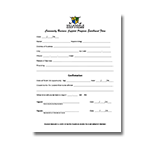 Community Business Support Form