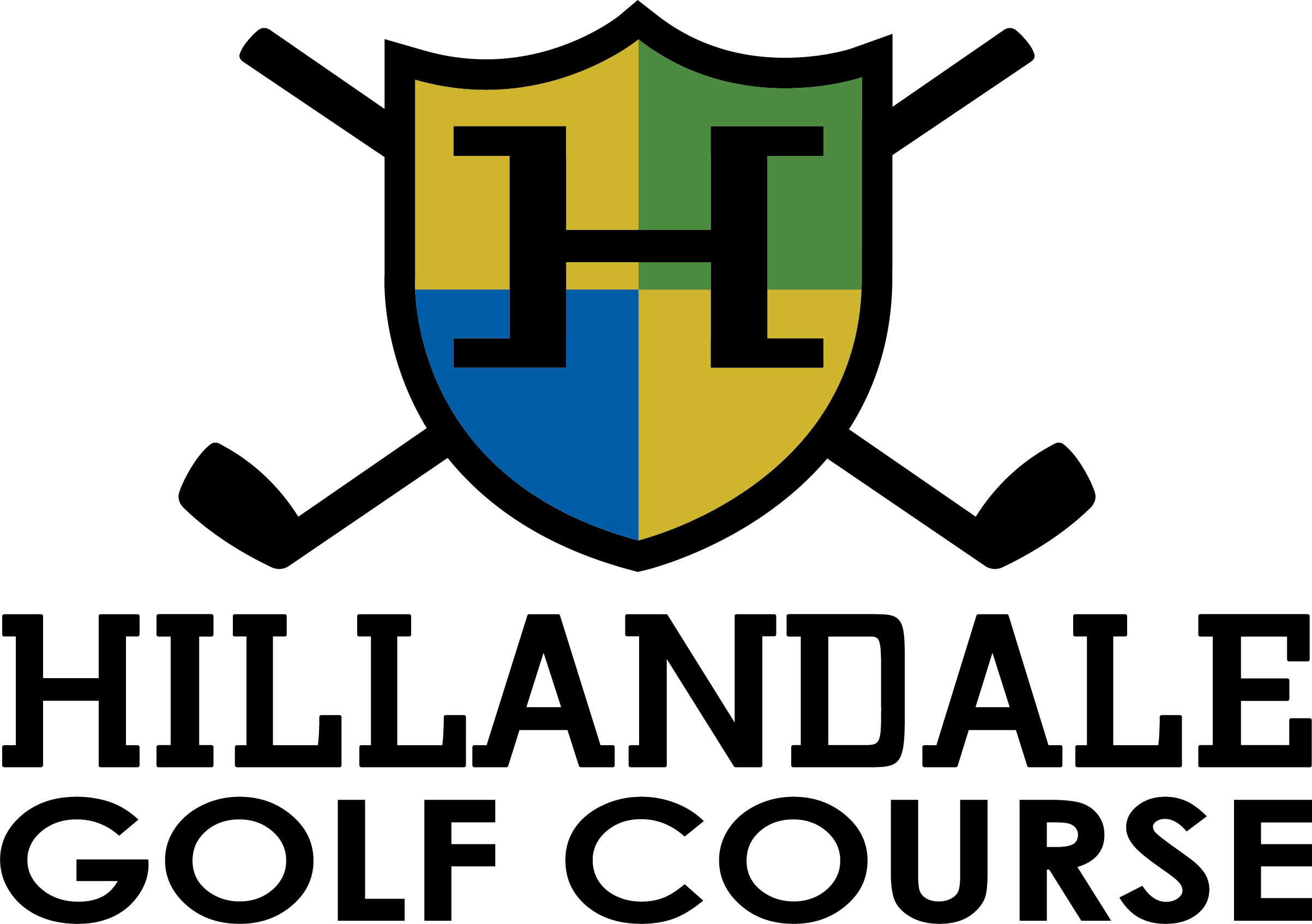 Hillandale Golf Logo