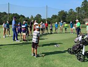 Hillandale Jr Golf Camp